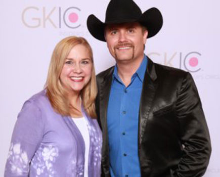 Becky and John Rich, Country Musician