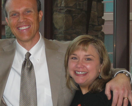 Becky and Tim Paulson, Business Coach