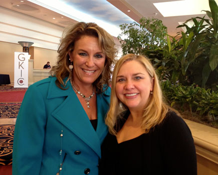 Becky and Loral Langemeier, Money Expert